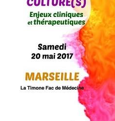 Corps et Culture(s) – 20 Mai – Marseilles – Corps et Psyché